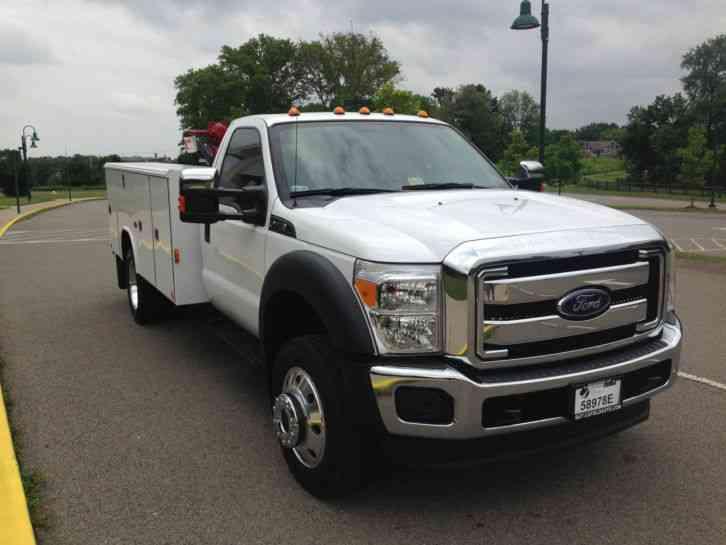 ford f 450 2015 utility service trucks. Black Bedroom Furniture Sets. Home Design Ideas
