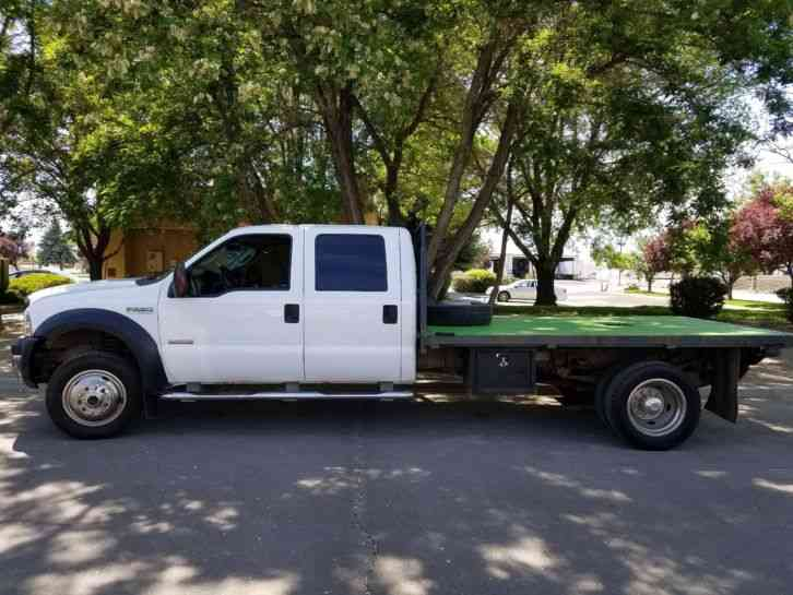 Ford F550 XL Super Duty (2007)