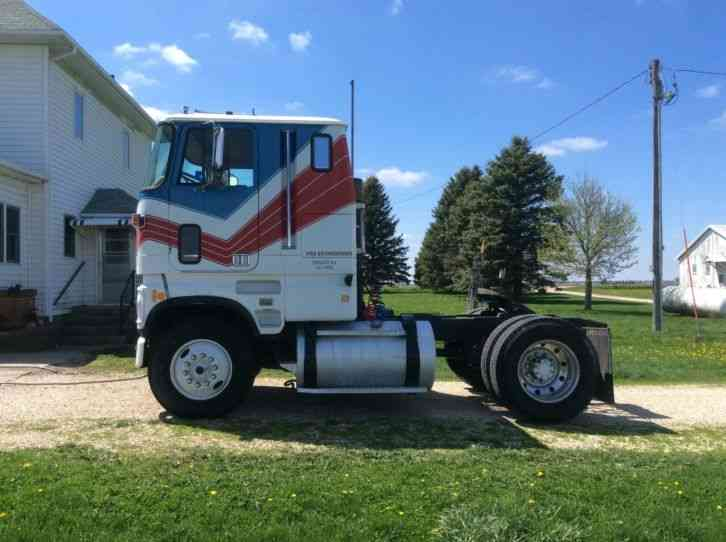 Craigslist Ventura Cars And Trucks By Owner >> Ford Cl 9000 Cabover For Sale | Upcomingcarshq.com