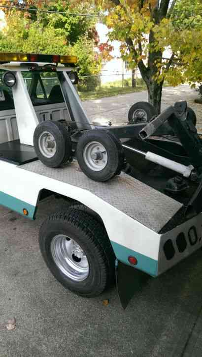 Ford F450 Dynamic 1997 Wreckers