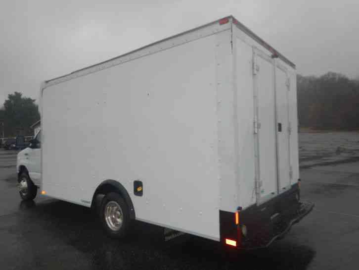 Step Van For Sale >> Ford E-350 (2013) : Van / Box Trucks