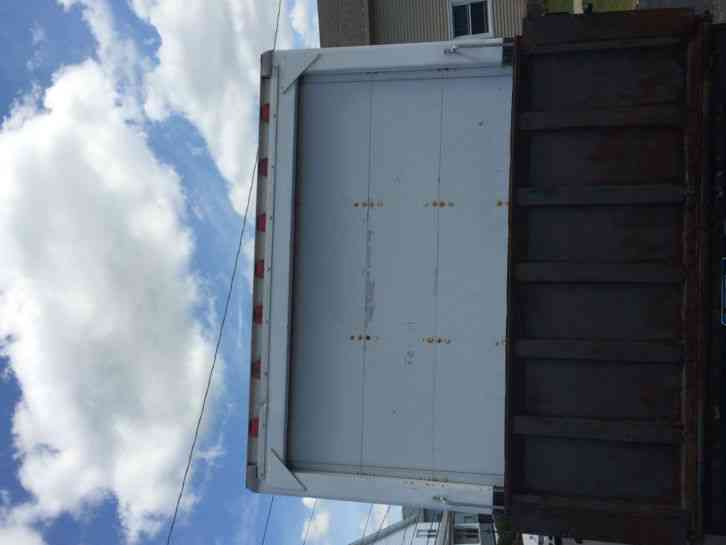 Ford Powerstroke For Sale >> Ford E550 (2002) : Van / Box Trucks