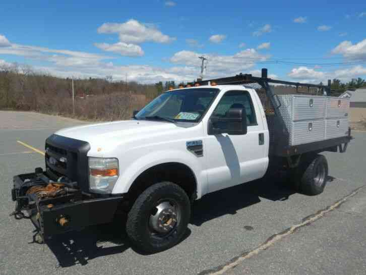 Ford F-350 XL Super Duty (2010)