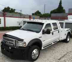 Ford F550 2006 Flatbeds Amp Rollbacks