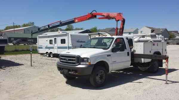 Ford F 550 For Sale >> Ford F550 (2004) : Utility / Service Trucks