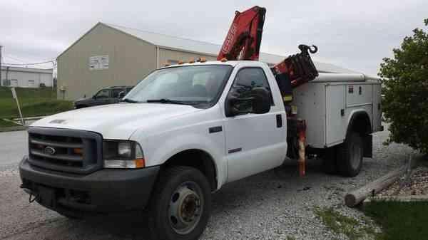 Ford F550 (2004) : Utility / Service Trucks
