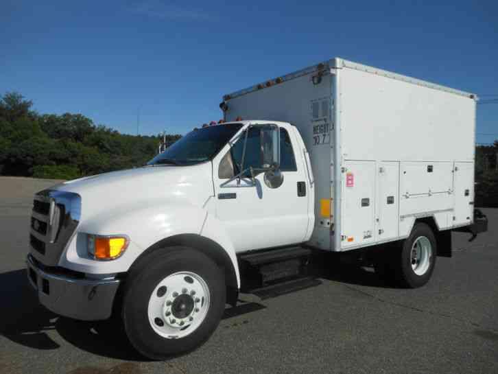 Ford F 650 Xlt 2004 Utility Service Trucks
