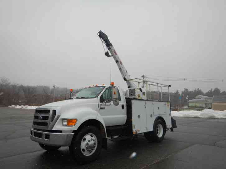 Imt Service Truck Bumper Step : Ford f xlt utility service trucks