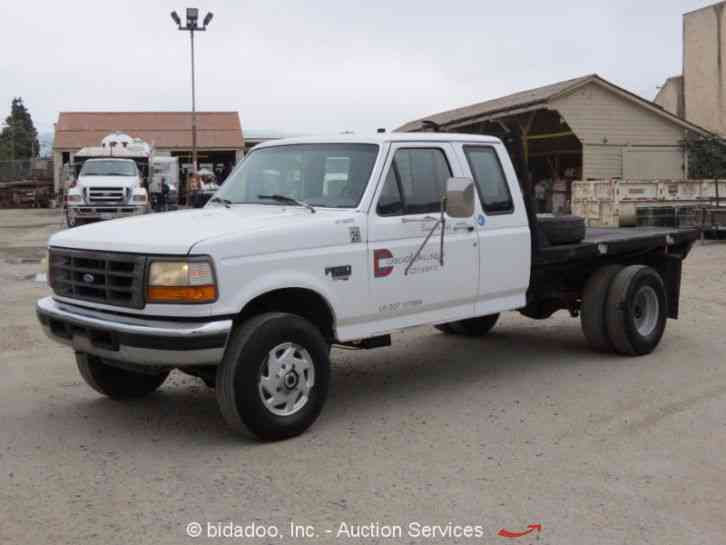 Ford F250 (1996)