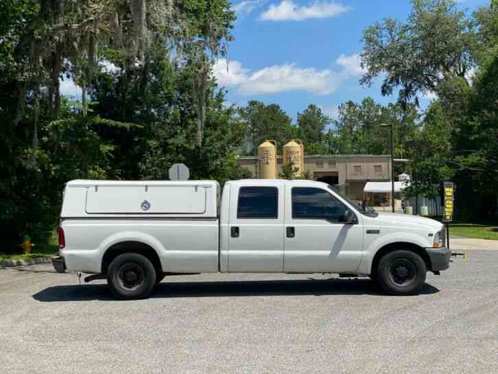 FORD F250 UTILITY TRUCK (2004)
