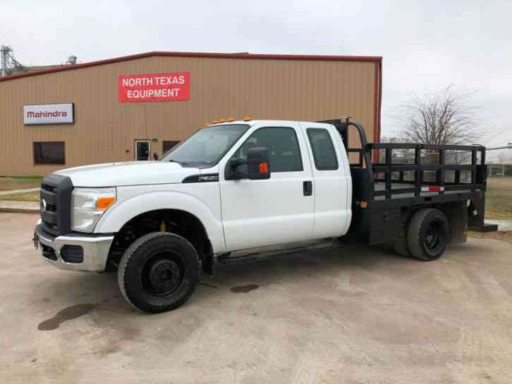 Ford FORD F350 4X4 SUPERCAB (2011)