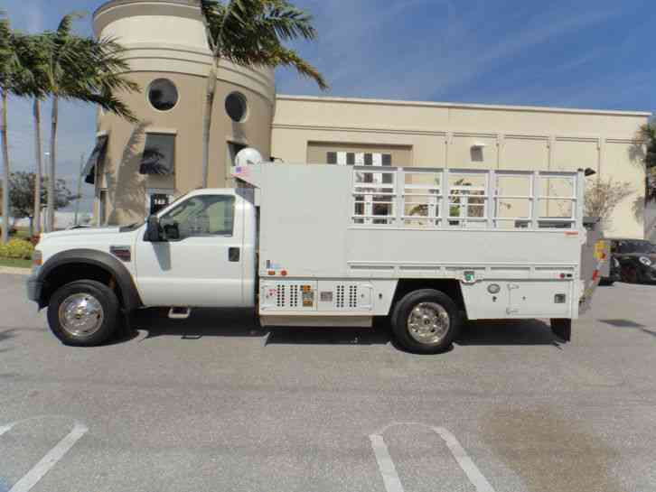 Mobile Tire Service >> Ford F-450 SUPERDUTY (2008) : Utility / Service Trucks