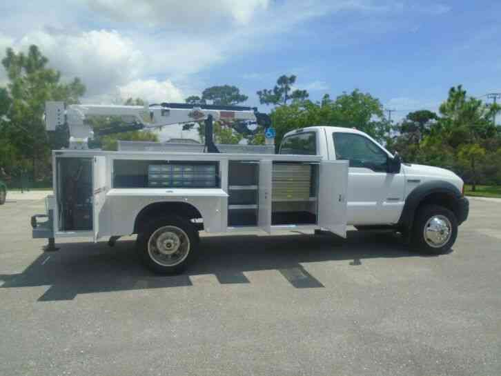 Ford F-450 SUPERDUTY (2006)