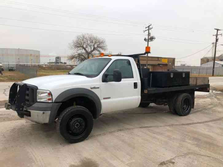 Ford F450 SUPER DUTY 4X4 (2005)