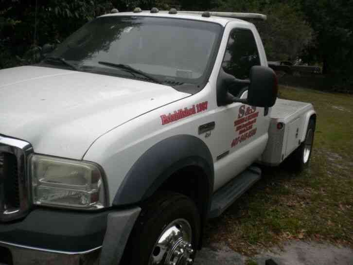 Ford FORD F450 (2007)