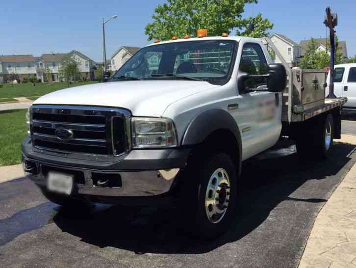 Ford f450 xl 2006 utility service trucks for Ford motor company truck division