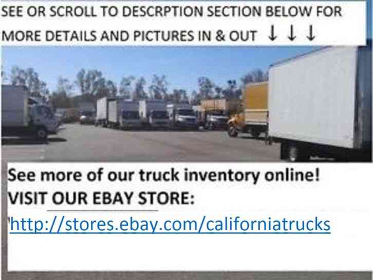 Ford F550 cab & Chasis for 14ft flatbed box dump or most rollback towing  application (2010)