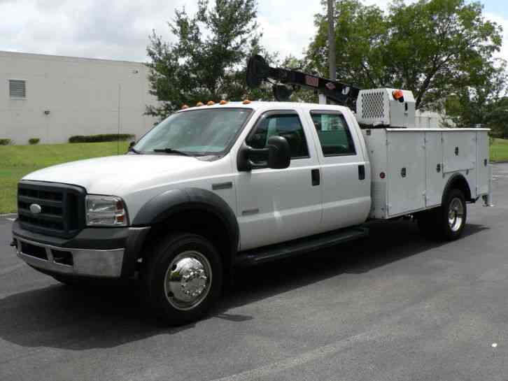 Ford F550 For Sale >> Ford F550 2006