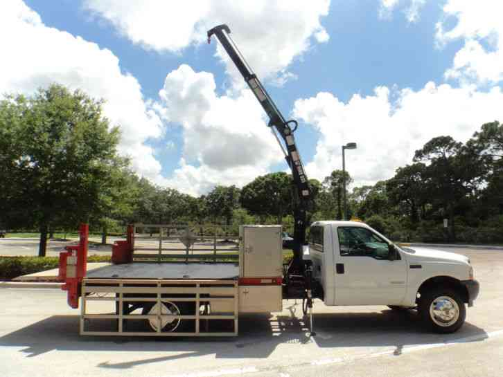 Ford F 550 2004 Utility Service Trucks