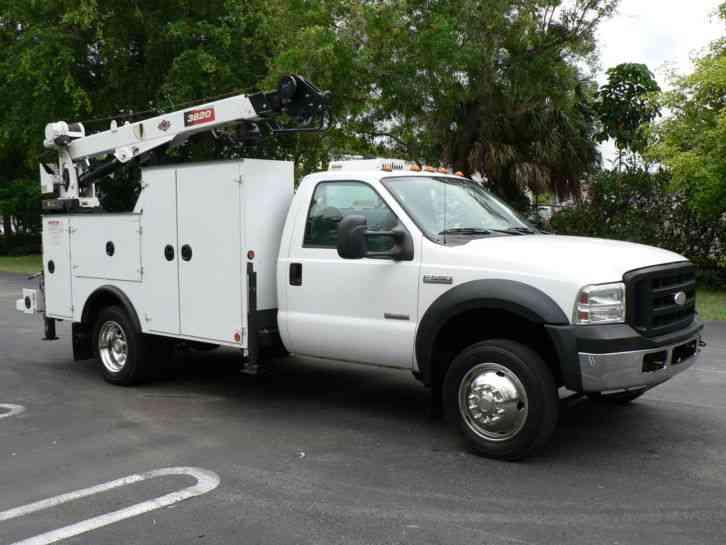 Toyota CC (1992) : Utility / Service Trucks