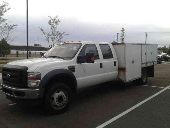 Ford DRW Super Duty F550 (2008)