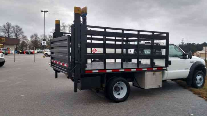 Aluminum Flatbed Bumpers additionally Dually ford f350 flatbed furthermore Truck Hay Bed additionally Flat Bed besides Custom Built Truckbeds. on semi truck flat beds