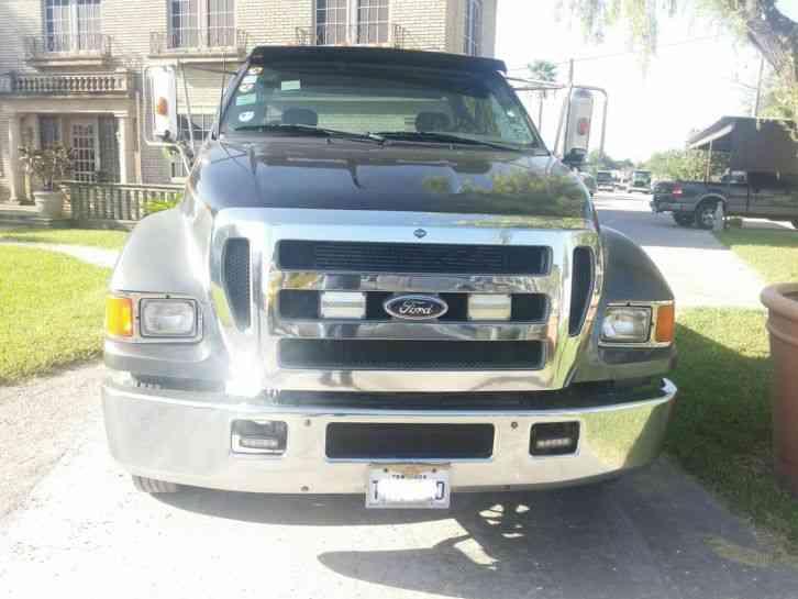 Ford F650 (2004) : Flatbeds & Rollbacks