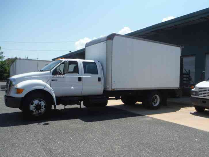Ford F 650 XLT Superduty (2004)