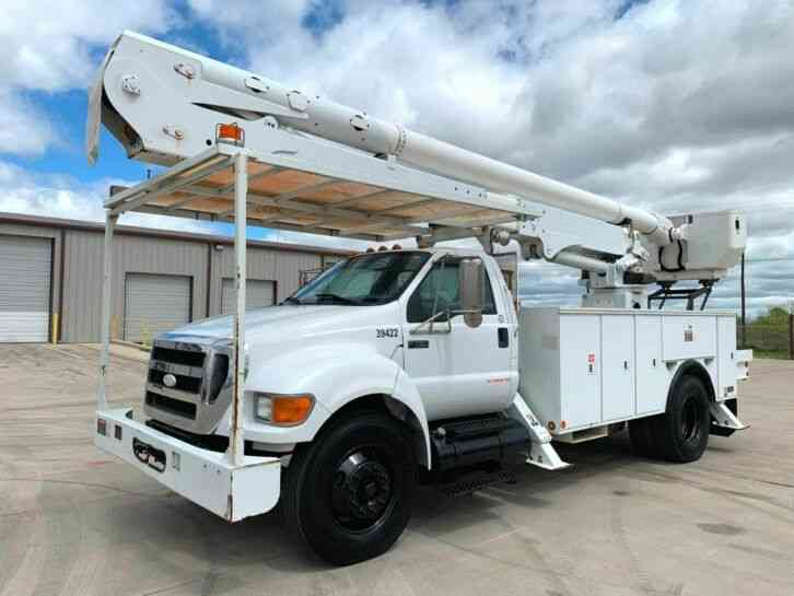 Ford F750 BUCKET TRUCK 60 FT (2008)