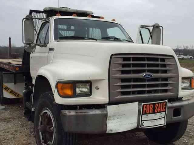 Used heavy duty tow truck in ebay motors ebay autos post for Ebay motors tow trucks