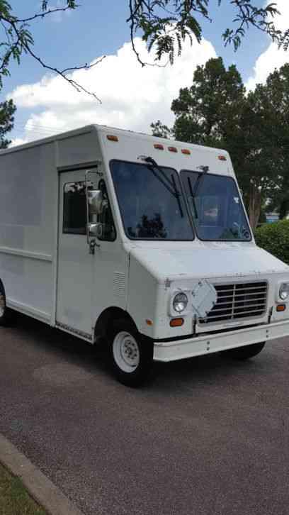 Ford E-450 (2002) : Van / Box Trucks