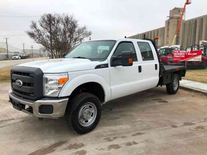 Ford F250 SUPER DUTY 4X4 (2011)
