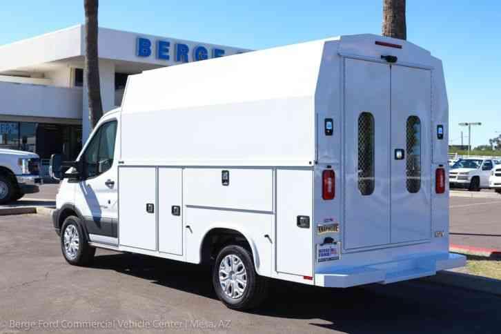 b477112c8a Ford Transit 350 SRW Cutaway Knapheide (2018)   Van   Box Trucks