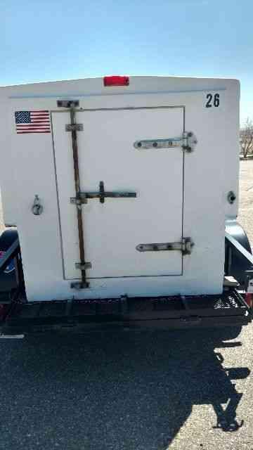 Used Bucket Trucks For Sale >> CMF Truck freezer (2010) : Van / Box Trucks
