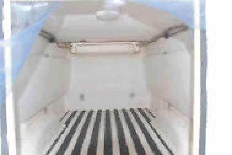 Chevrolet Silverado Freezer Truck : Light Duty Trucks
