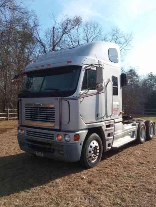 Freightliner Cabover For Sale >> Freightliner Argosy (2000) : Sleeper Semi Trucks