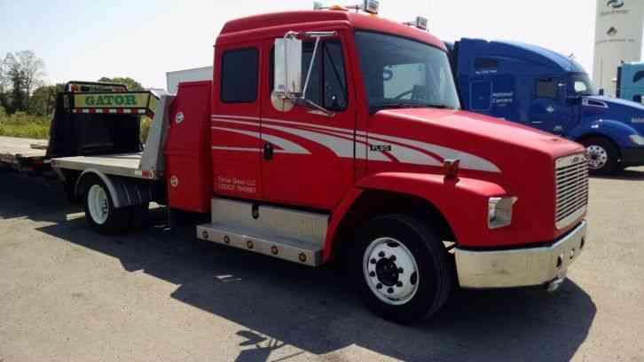 Heavy Tow Truck For Sale >> Freightliner FL50 (2000) : Medium Trucks