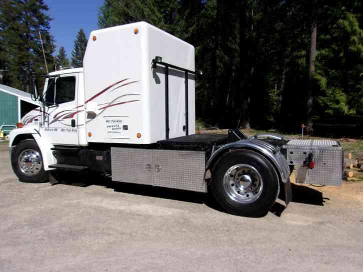 Freightliner Fl 70 1995 Medium Trucks