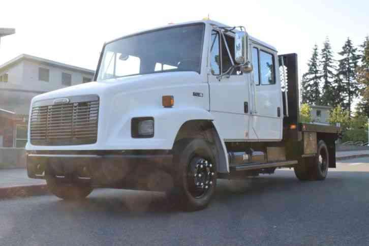 Crew Cab Trucks: Freightliner Crew Cab Trucks For Sale
