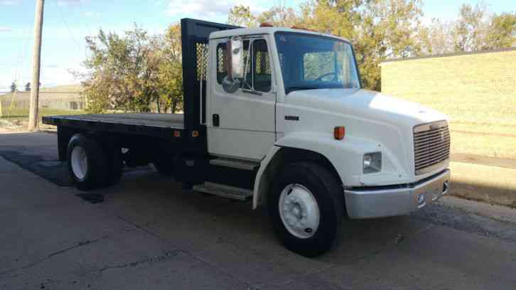 Freightliner 8. 3 Cummins FL70 Air Ride Manual (1994)