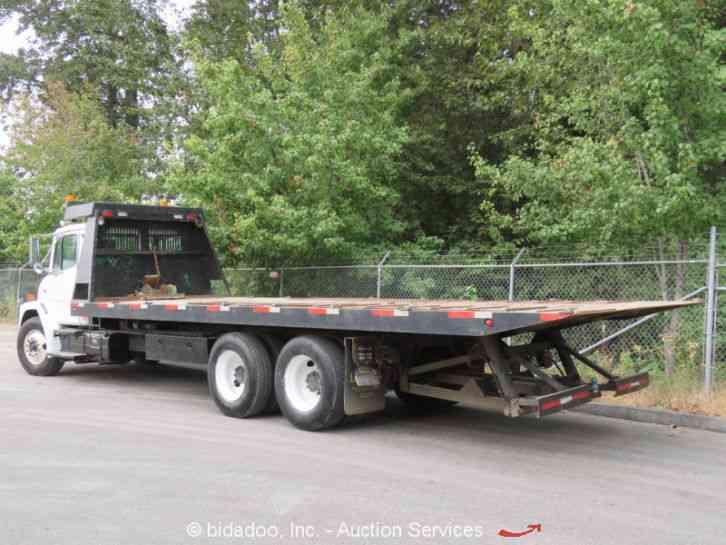 Freightliner FL80 (2001) : Flatbeds & Rollbacks