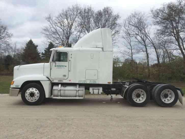 Fld 120 Freightliner Semi Truck : Freightliner fld  heavy duty trucks