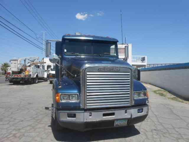 Freightliner Las Vegas Nv >> Freightliner FLD 112 (1994) : Sleeper Semi Trucks