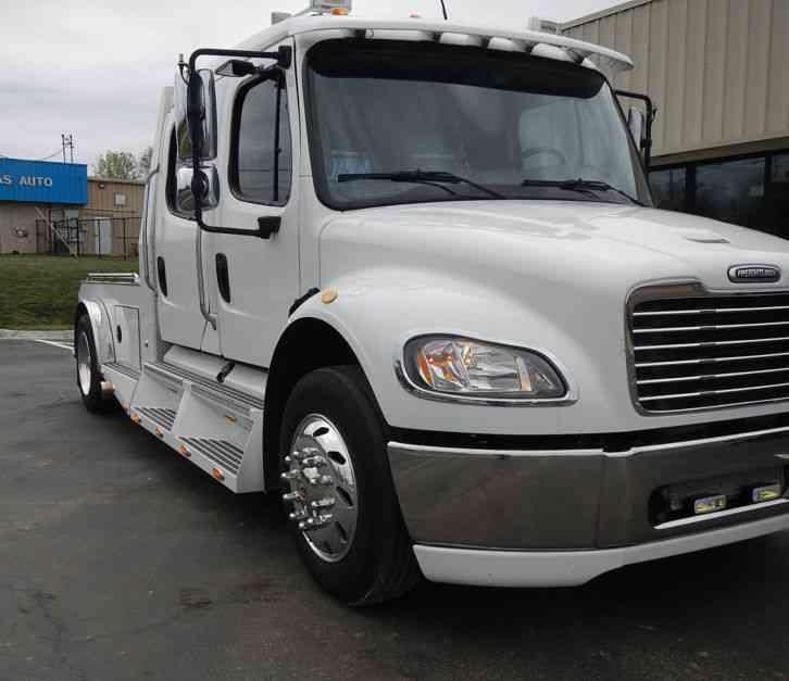 Spray On Truck Bed Liner >> Freightliner M2 Sport Chassis (2004) : Medium Trucks