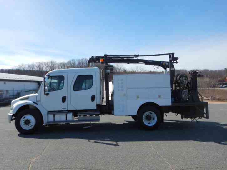 Freightliner M2 Business Class 2005 Utility Service