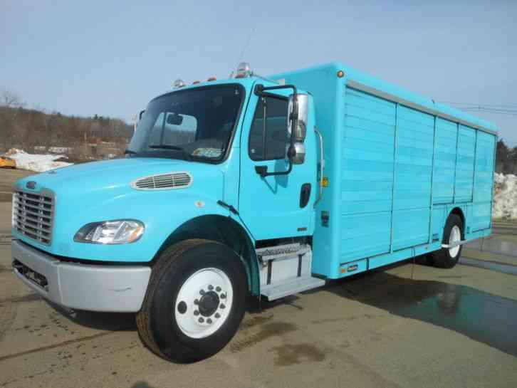 Freightliner fl60 (1999) : Heavy Duty Trucks