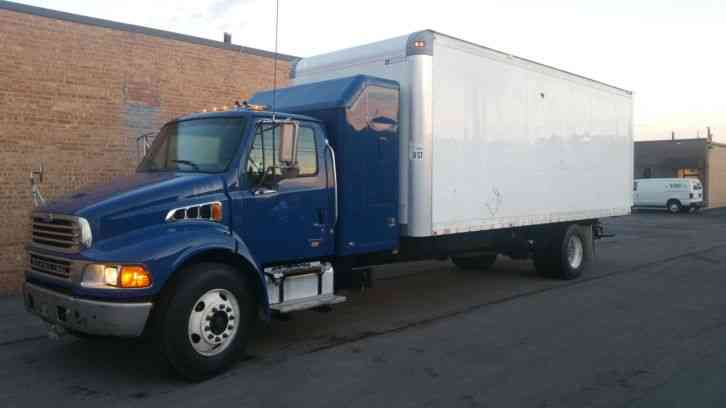 Box Trucks For Sale Sleeper Box Trucks For Sale