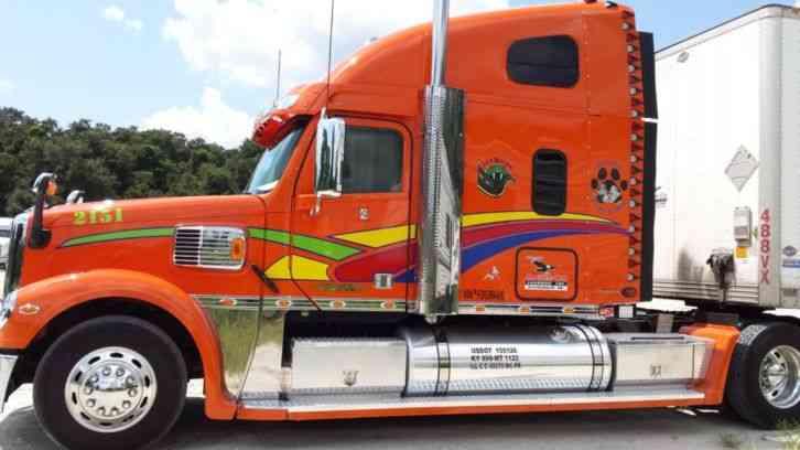 Glider Freightliner Coronado (2015) : Heavy Duty Trucks