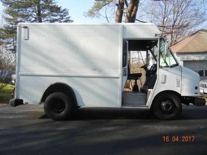 Gmc Truck For Sale >> GMC UTILIMASTER (1997) : Van / Box Trucks