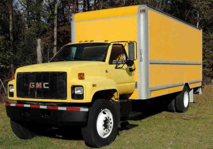 1994 gmc box truck fuse box gmc c7h042 (1994) : van / box trucks mitsubishi box truck fuse box #11